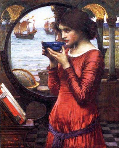 12633 John William Waterhouse Paintings oil paintings for sale