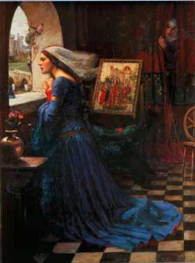 12634 John William Waterhouse Paintings oil paintings for sale