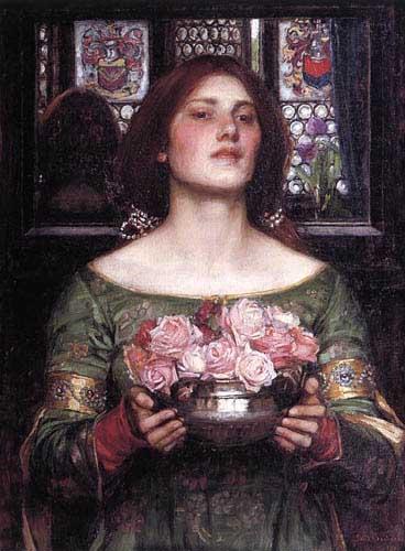 12635 John William Waterhouse Paintings oil paintings for sale