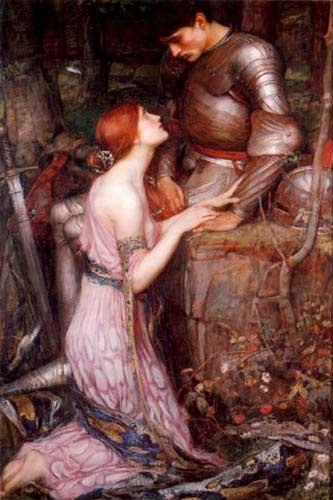 12639 John William Waterhouse Paintings oil paintings for sale