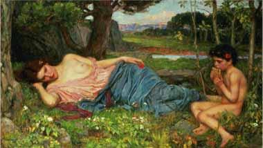 12640 John William Waterhouse Paintings oil paintings for sale