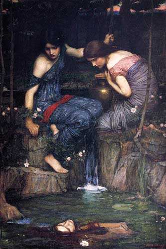 12643 John William Waterhouse Paintings oil paintings for sale