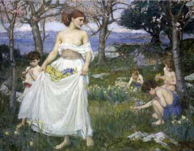 12644 John William Waterhouse Paintings oil paintings for sale
