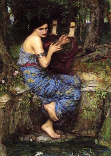 12646 John William Waterhouse Paintings oil paintings for sale