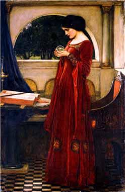 12647 John William Waterhouse Paintings oil paintings for sale
