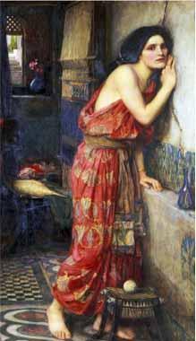 12650 John William Waterhouse Paintings oil paintings for sale