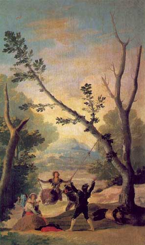 1268 Francisco Goya Paintings oil paintings for sale