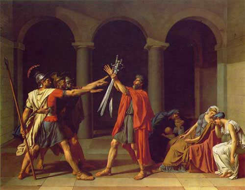 1303 Jacques louis david paintings oil paintings for sale