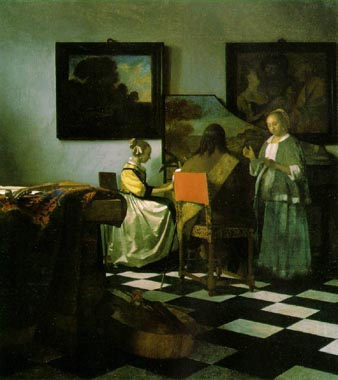 1329 Johannes Vermeer Paintings oil paintings for sale