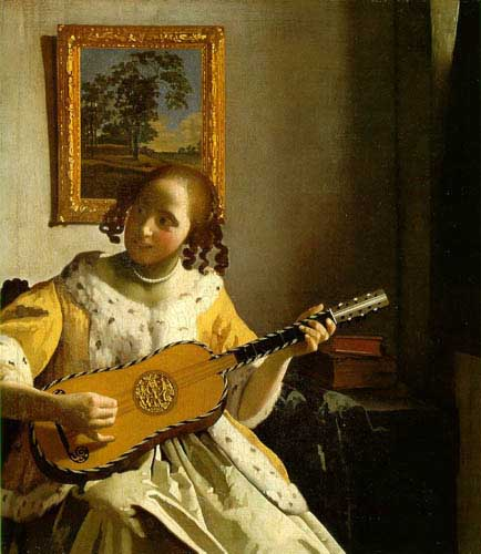 1332 Johannes Vermeer Paintings oil paintings for sale