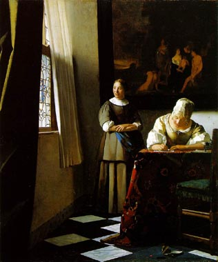 1333 Johannes Vermeer Paintings oil paintings for sale
