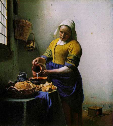 1335 Johannes Vermeer Paintings oil paintings for sale