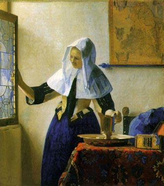 1339 Johannes Vermeer Paintings oil paintings for sale
