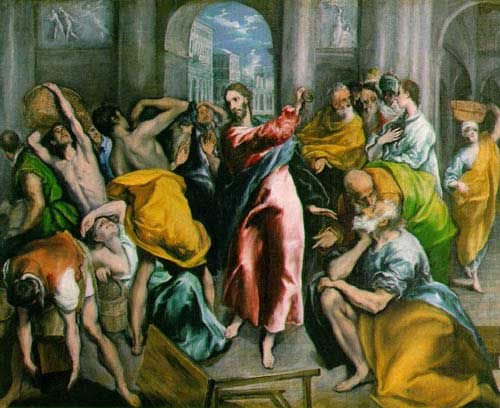 1348 El greco famous paintings oil paintings for sale