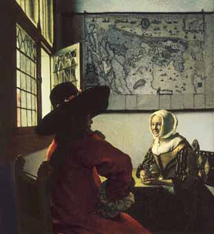 1358 Johannes Vermeer Paintings oil paintings for sale