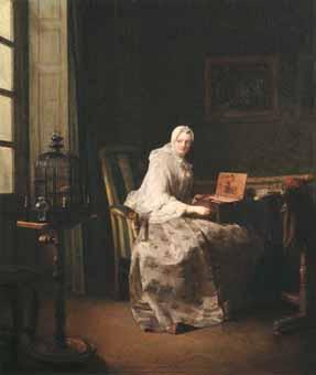 1360 Jean Baptiste Simeon Chardin Paintings oil paintings for sale