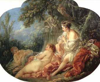 1363 Francois Boucher Paintings oil paintings for sale