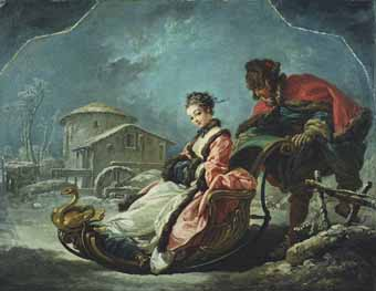 1365 Francois Boucher Paintings oil paintings for sale
