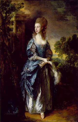1376 Thomas gainsborough paintings oil paintings for sale