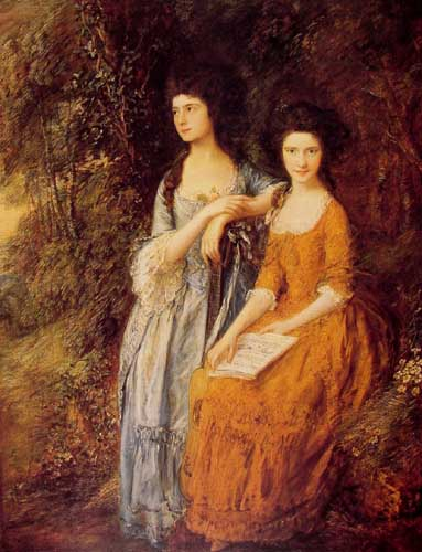 1395 Thomas gainsborough paintings oil paintings for sale