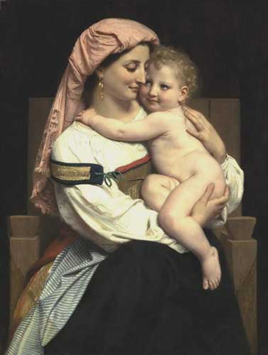1411 William Bouguereau Paintings oil paintings for sale