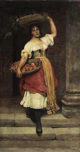 1503 Eugene De Blaas Paintings oil paintings for sale