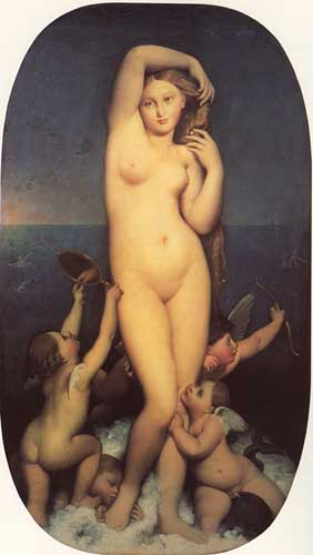 15051 Ingres Paintings oil paintings for sale