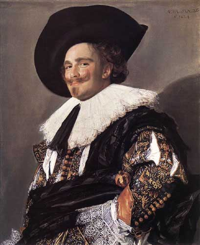 15066 Frans Hals Paintings oil paintings for sale