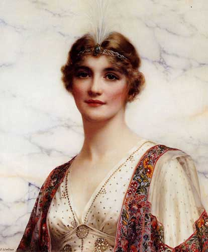 1507 William Clarke Wontner Paintings oil paintings for sale