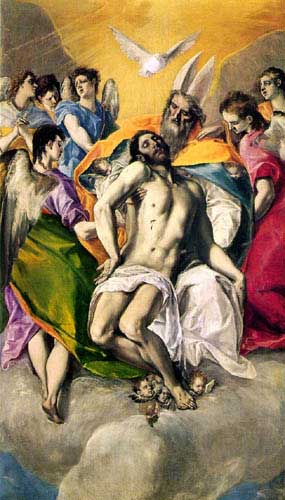 15075 El greco famous paintings oil paintings for sale