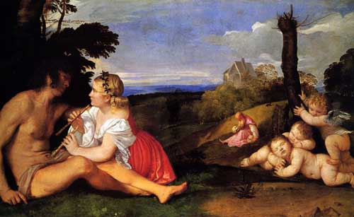 15087 Titian Paintings oil paintings for sale