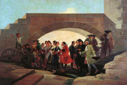 15099 Francisco Goya Paintings oil paintings for sale