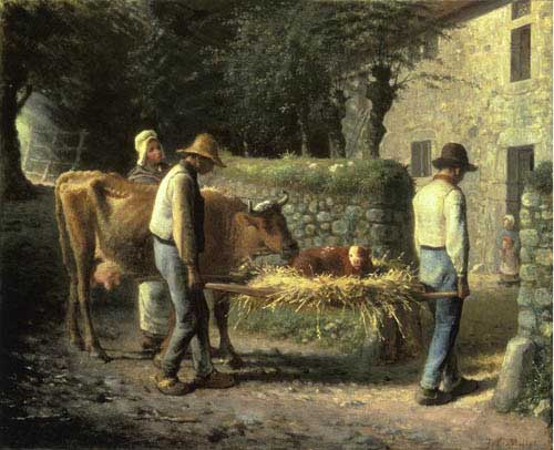 15106 Millet Jean Francois Paintings oil paintings for sale