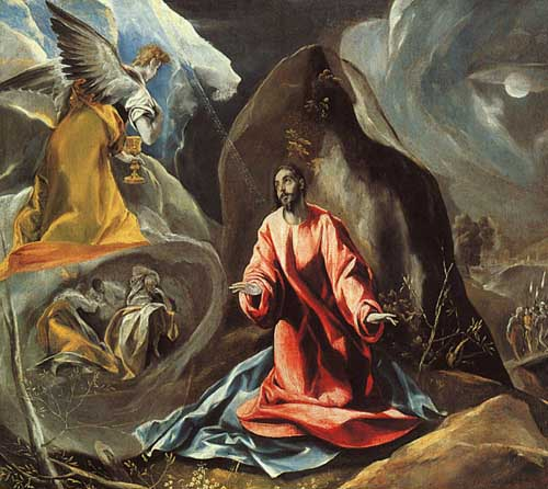 15138 El greco famous paintings oil paintings for sale