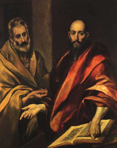 15139 El greco famous paintings oil paintings for sale
