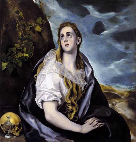 15144 El greco famous paintings oil paintings for sale