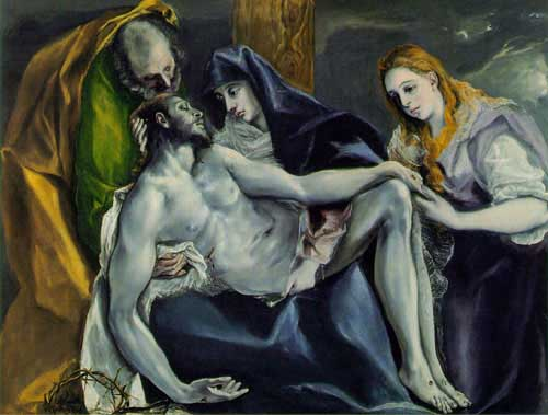 15145 El greco famous paintings oil paintings for sale
