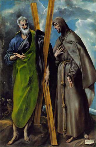 15147 El greco famous paintings oil paintings for sale