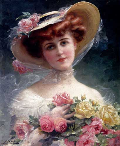 1515 Emile Vernon Paintings oil paintings for sale