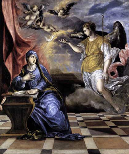 15152 El greco famous paintings oil paintings for sale