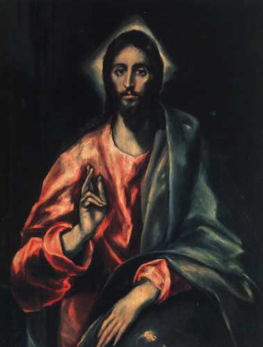 15154 El greco famous paintings oil paintings for sale