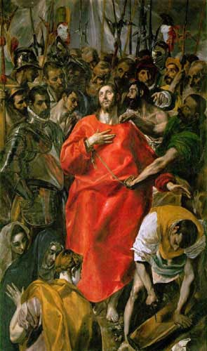 15155 El greco famous paintings oil paintings for sale
