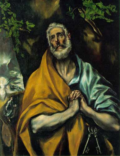 15156 El greco famous paintings oil paintings for sale