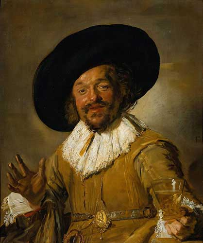 15165 Frans Hals Paintings oil paintings for sale