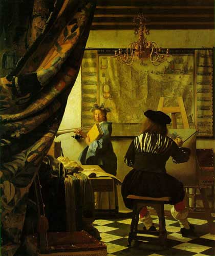 15169 Johannes Vermeer Paintings oil paintings for sale