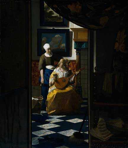 15171 Johannes Vermeer Paintings oil paintings for sale