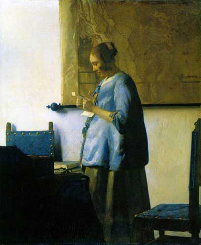 15173 Johannes Vermeer Paintings oil paintings for sale