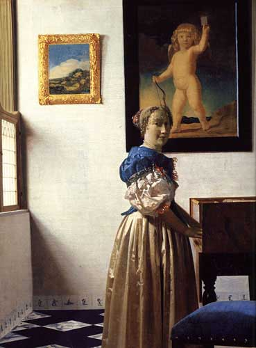 15174 Johannes Vermeer Paintings oil paintings for sale