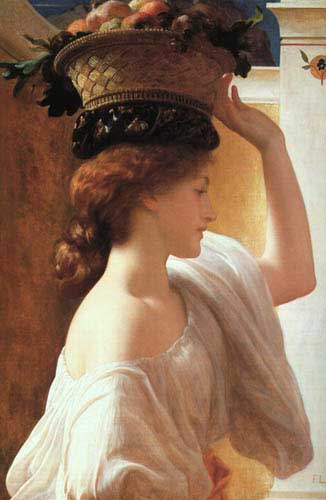 1518 Frederic Leighton Paintings oil paintings for sale