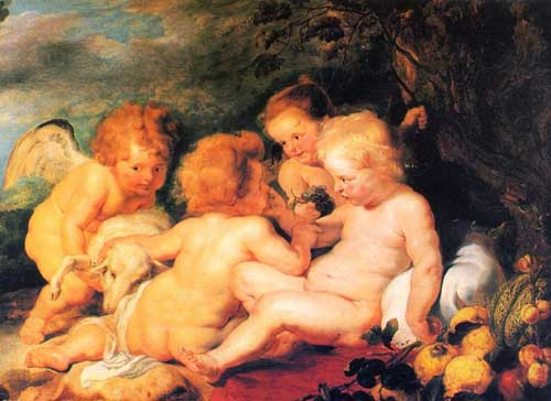 15192 Peter Paul Rubens Paintings oil paintings for sale